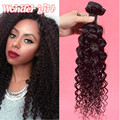 "Peruvian kinky curly hair 3 bundles Peruvian Virgin Hair Kinky Curly Weave human hair Cheap Peruvian Curly Hair 8""-30"" for sale"