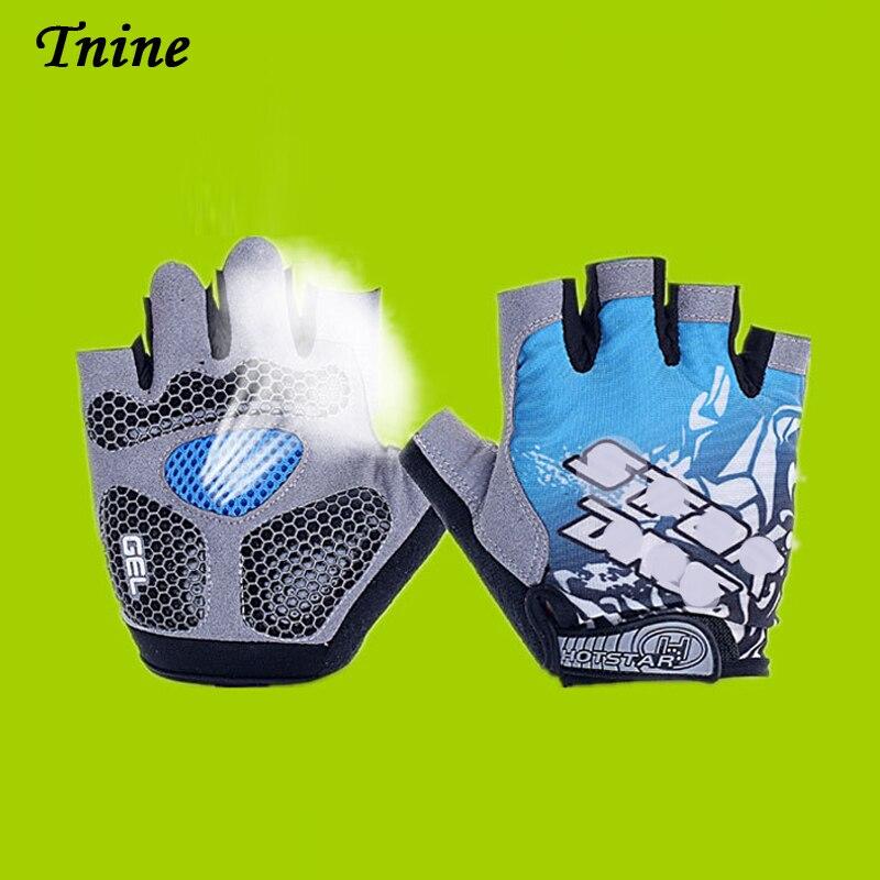 Half Finger Gloves Mittens Fitness Gloves