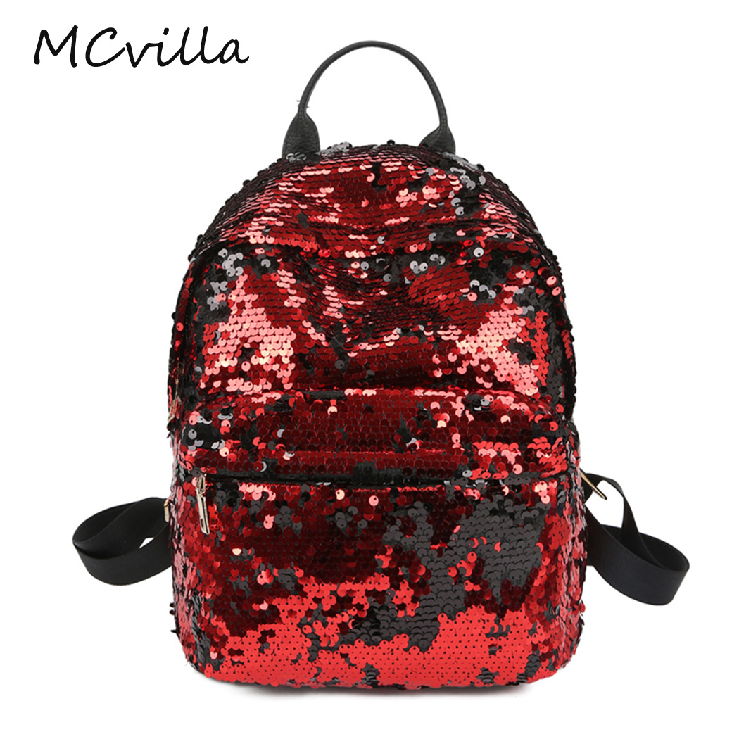 Fashion New Women Backpack School Bags For Teenage Girls