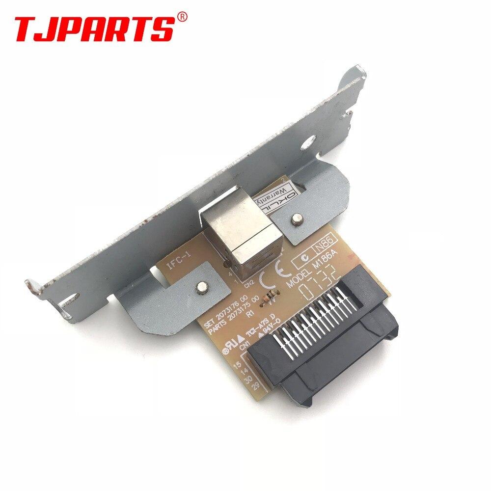 10 UB U05 M186A C32C823991 A371 Port USB Carte D'interface pour Epson TM T88V TM H6000IV TM T88IV T88V H6000IV TM T81 TM T70 T81 T70-in Pièces détachées from Ordinateur et bureautique on AliExpress - 11.11_Double 11_Singles' Day 1
