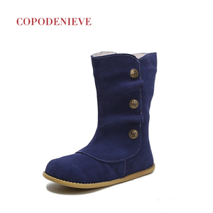 Image 3 - COPODENIEVE Children shoes spring autumn Toddler Little Boys loafers shoes kids Slip on leather kids casual shoesThe girl