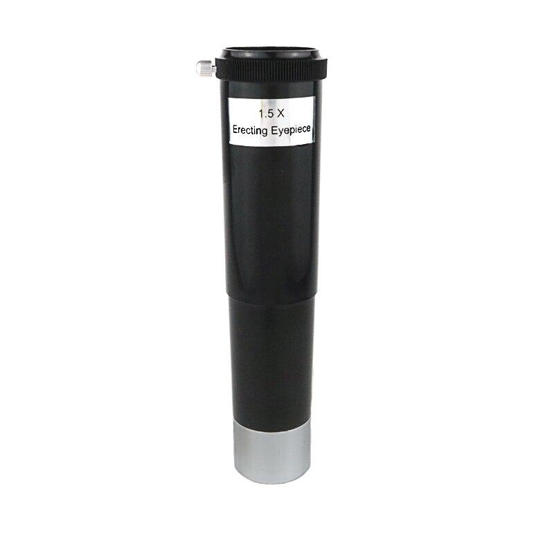 1.25 1.5X Ériger Oculaire Barlow Lentille pour 1.25 pouce Port Astronomique Télescope Oculaire En Plastique