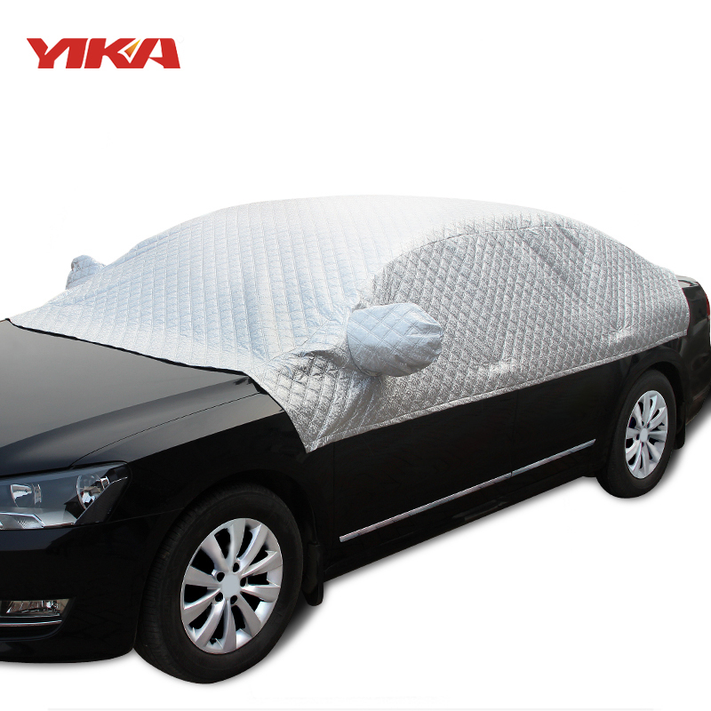 2017 Quality Universal And SUV Sun Rain Snow Protection Windshield Heat Insulation Outdoor Sonw Shade Anti UV Scratch Resistant