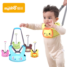 Mambobaby  baby carrier sling baby harness leash backpack learning walking assistant belt stick wings anti lost for child walker