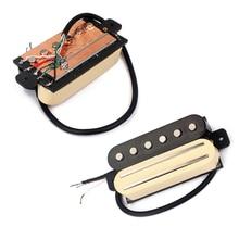 Electric Guitar Pickup Dual Rail Bridge Humbucker Single Coil Pickup