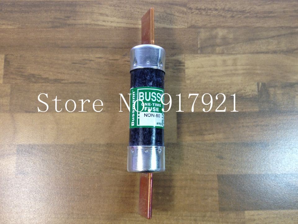 [ZOB] The United States Bussmann NON-80 BUSS fuse 600V genuine original --2pcs/lot eternity s wheel
