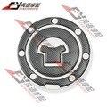 Moto Racing Fibra De Combustível Tampa Tampa Do Tanque de Gás Protector Pad Adesivo Decalque para honda cbr 600 f2/f3/f4/f4i/F5