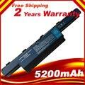 5200 mah batería para acer aspire v3 5741 5742 5750 5551g 5560g 5741g 5742g 5750g as10d31 as10d51 as10d61 as10d71 as10d75 as10d81