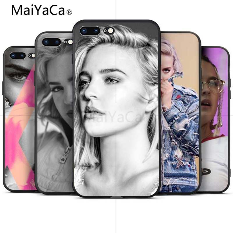 Alert Maiyaca Exo Lovely Black Soft Tpu Phone Accessories Case For Iphone X Xsmax Xs Xr 7 8plus For Iphone 6s 6splus 6 6plus 5 5s Se To Have A Long Historical Standing Half-wrapped Case