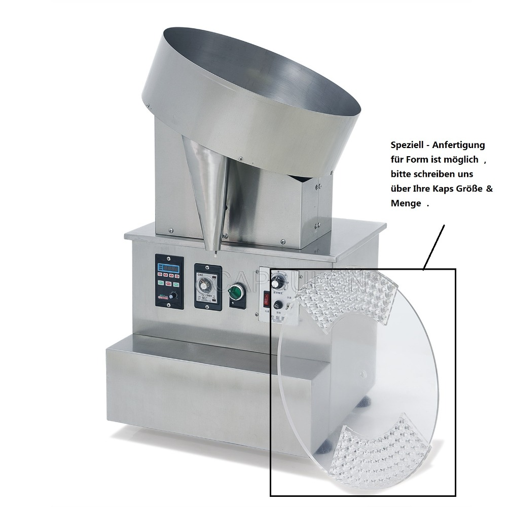 USA warehouse New hight quality Tablet Capsule Counting Machine HD
