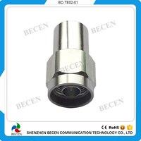 BECEN 2 W N konnektör rf kukla yük/sonlandırma yükü  50 ohm  DC 3 GHz & DC 6 GHz