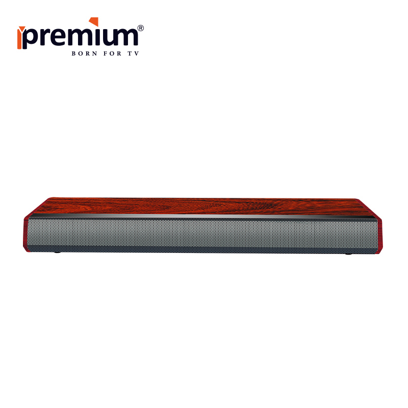 цена на Ipremium TV Bar A3 Sound Bar Wireless Bluetooth portable Speaker With Bulit-in IPTV Box H.265 Youtube For Worldwide Used
