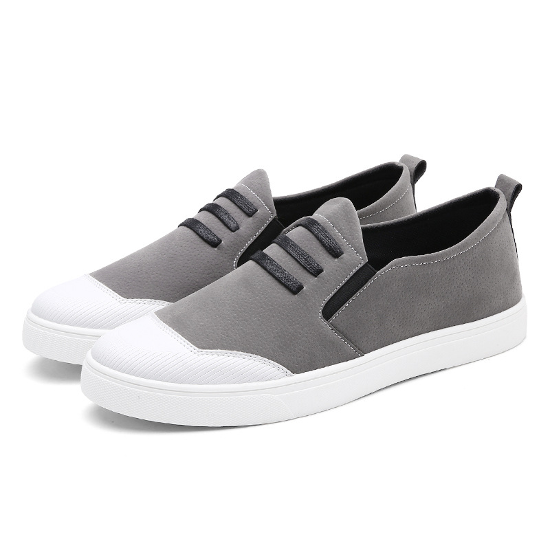 Shells Canvas Shoes Men 2017 New Spring Slip On Flat Breathable Platform Fashion Casual Comfortable Zapatillas Deportivas Hombre 2016 new fashion comfortable casual walking loafers flats chaussure homme zapatillas hombre sales canvas tenis slip on men shoes