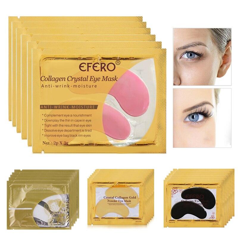 15pcsCollagen Crystal Eye Mask reduce la máscara ocular de colágeno - Cuidado de la piel - foto 2