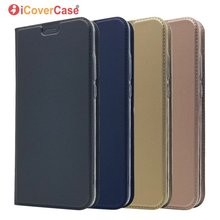Phone Case For Honor 8X Flip Magnetic Cover Wallet Leather Mobile Bag Book Case