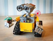 2017 Lepin 16003 Idée Robot WALL E modèle Blocs de Construction kit Chiffres Briques Blocs Jouets pour Enfants WALL-E D'anniversaire Cadeaux 21303
