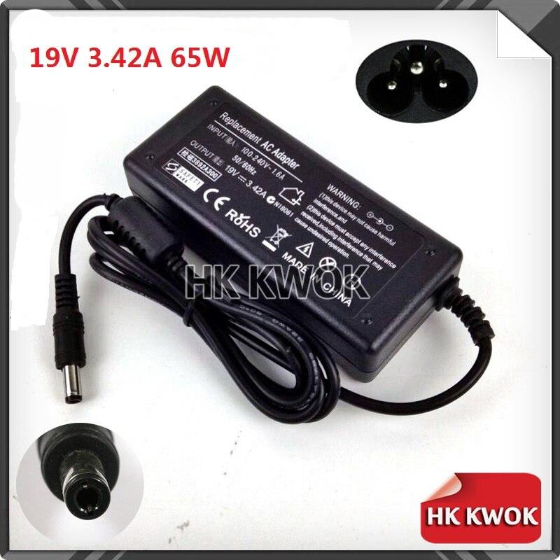 19 V 3.42A 5,5*2,5mm Laptop AC Adapter Ladegerät Geeignet Für lenovo/asus/toshiba/benq Notebook Netzteil Laptop Ladegerät