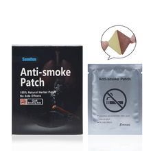 Sumifun 140Pcs/4Boxes Healthy Effective Stop Smoking Patches for Cessation Patch to Give Up D0585