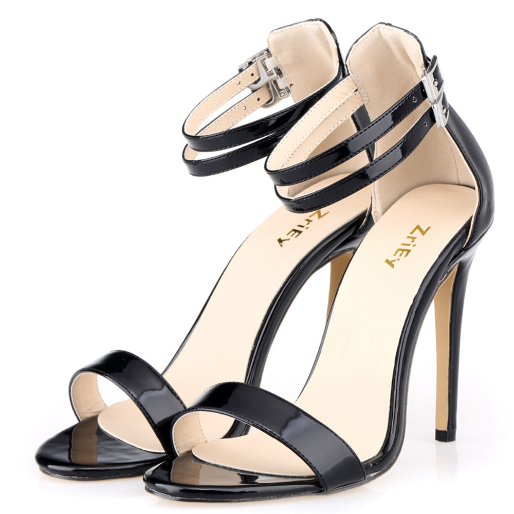 Women High Heel Sandals Sexy Pointed Toe Ankle Strap Heels Women Pumps Party Wedding Shoes 102-6PA аксессуары для йоги yoga era 00803 iyengar