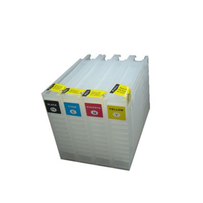 for Epson Workfor Epsonce Pro WF 5620DWF WF 5690DWF WF 5110DW WF 5190DW EUR Refill Cartridge with Permament Chip 70ml in Printer Parts from Computer Office