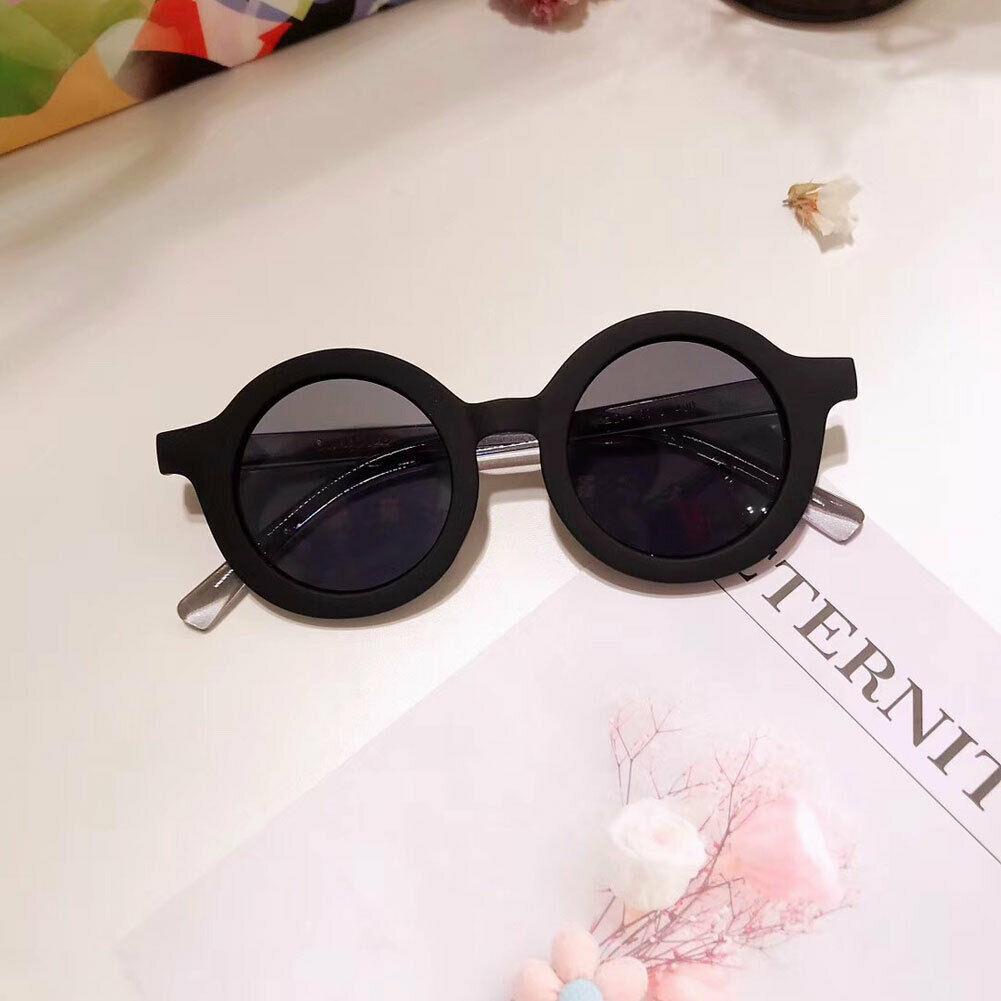 Kids Outdoor ANTI-UV Sunglasses Boys Girls Eye Glasses Shades Goggles Eyewear