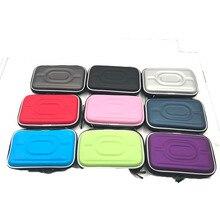Coloré pour 3DS NDSi NDSL étui rigide voyage sac de transport protecteur pour Nintendo Gameboy GBA GBC