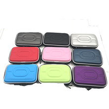 Colroful ل 3DS NDSi NDSL غطاء واقٍ مزخرف لهاتف آيفون السفر حمل حقيبة حامي ل نينتندو جيمبوي GBA GBC