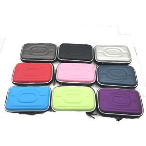 Colroful For 3DS NDSi NDSL Hard Case Travel Carrying Bag Protector For Nintendo Gameboy GBA GBC(China)