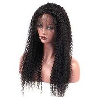 Странный вьющиеся шелк база Синтетические волосы на кружеве человеческих волос парики отбеленные узлы предварительно сорвал бразильский