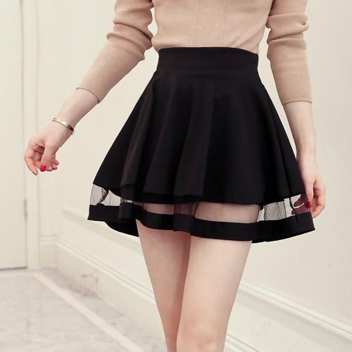 Секси девушки в мини юбках с большими разрезами фото 771-817
