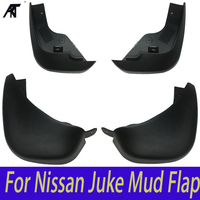 Car Mud Flaps For Nissan Juke 2010 2014 F15 Front Rear Mudflaps Splash Guards Mud Flap