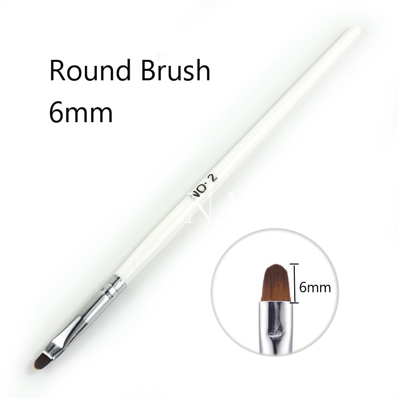 Round Brush 6mm