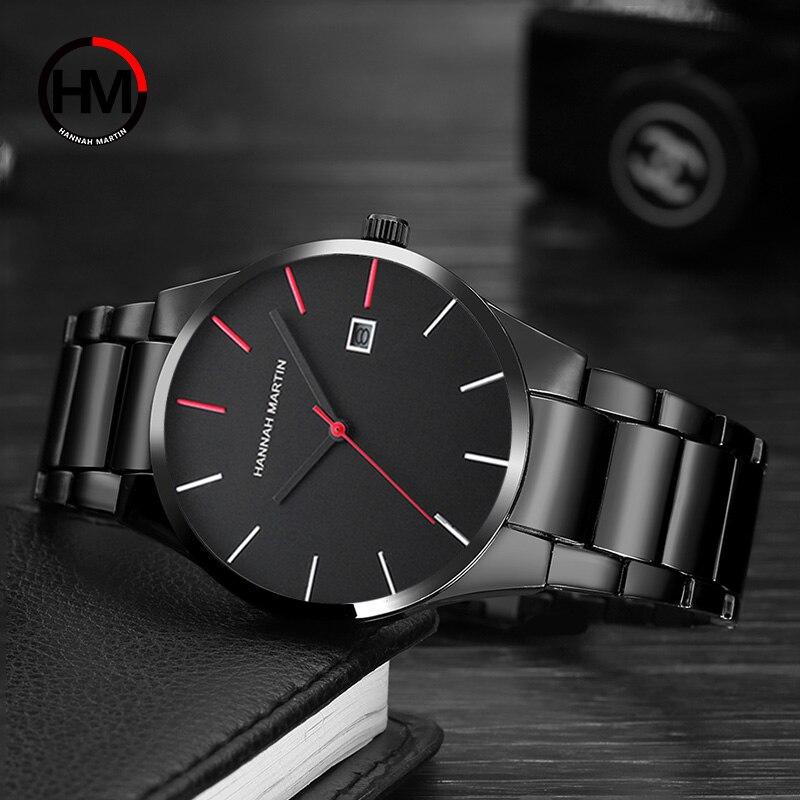 Watches Men Quartz Watch Men 2018 Top Luxury Brand relogio msculino Casual Steel Waterproof Clock Male Wristwatches Xfcs saati