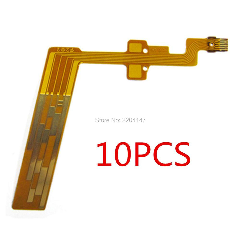 10pcs FREE SHIPPING! NEW Repair Parts for CANON 18-55 mm 18-55mm Lens Focus Electric Brush Flex Cable The Second Generation II free shipping 10pcs fs6370 01