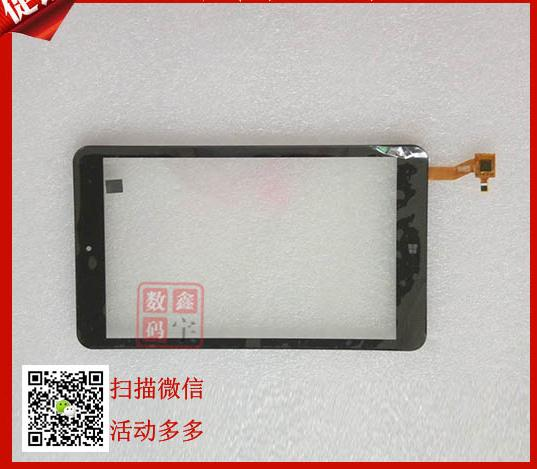 Original New 8inch 080361r01-v2 Tablet Touch Screen Digitizer Touch Panel Glass Sensor Replacement Free Shipping original 8 inch tablet mjk 0136 touch screen panel digitizer glass sensor replacement free shipping
