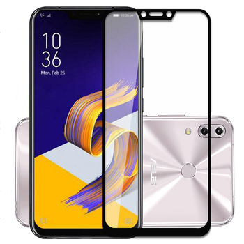 25 Pcs/Lot Full Coverage Screen Protectors For Asus Zenfone 5 ZE620KL/5Z ZS620KL Scratch Proof Protective Film Tempered Glass