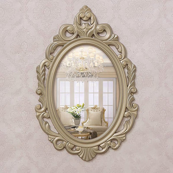 Integral Mirror Wall Decorative Mirrors Resin Frame Bathroom Mirror Discount Buy At The Price Of 78 00 In Aliexpress Com Imall Com