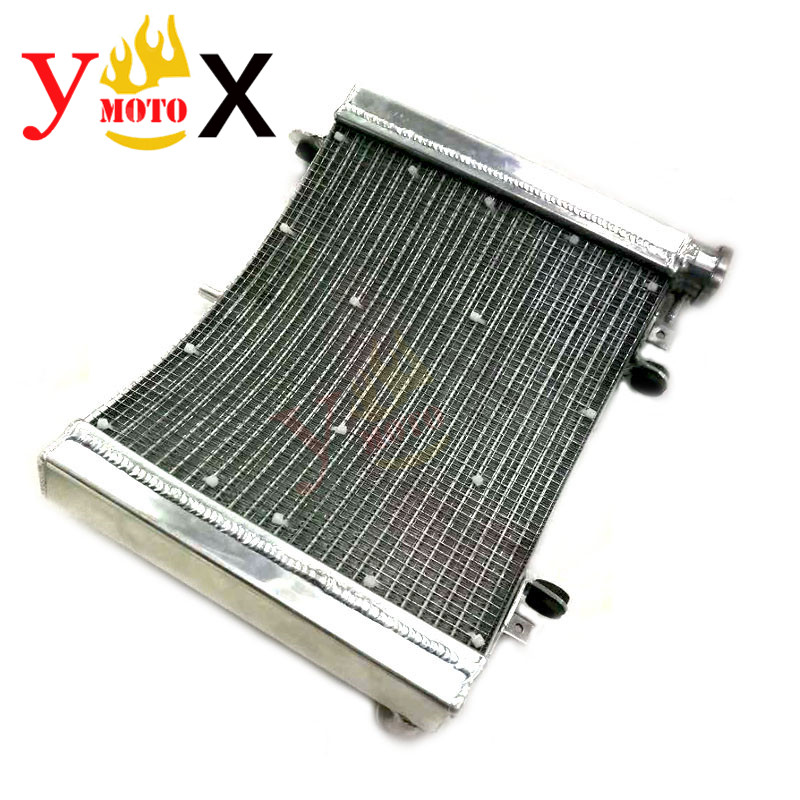 Motorcycle Thick Modified Aluminum Cooling Water Tank Radiator Cooler Engine Cooling For Honda NSR250 NSR250R P3