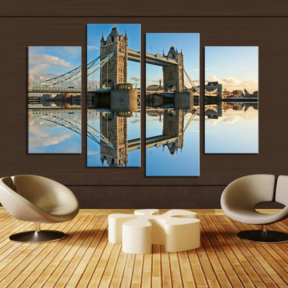 popular london canvas prints-buy cheap london canvas prints lots