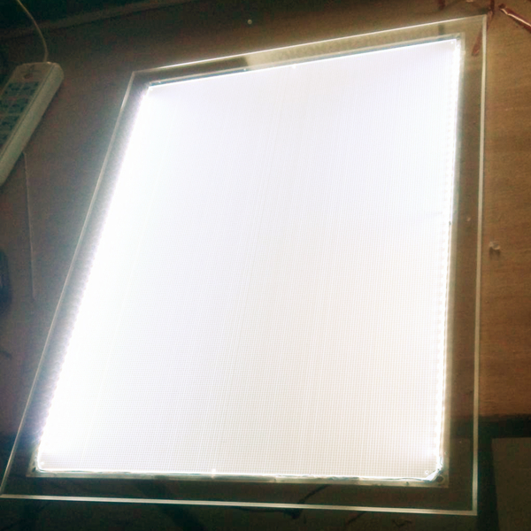 Acrylic frame led lighted tattoo movie poster light box A2 size ...