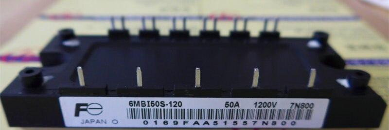 ФОТО 6MBI50S-120      Power Modules  NEW