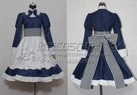 APH Axis Powers Hetalia Belarus Anime Cosplay Costume Maid lolita party princess Dress