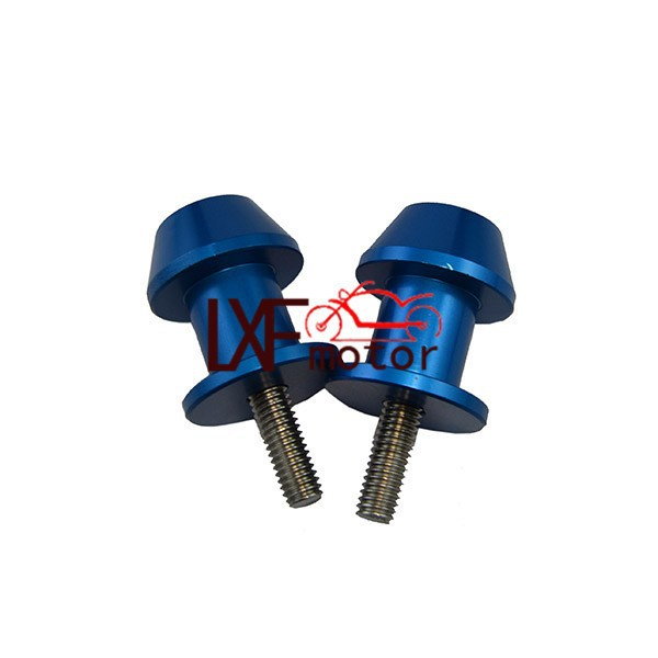 Free Shipping Motorcycle Stands Screws CNC Aluminum Swingarm Spools Slider For Ducati 749/S/R 696MONSTER 8MM