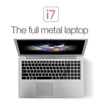16G RAM 1TB SSD VOYO 15.6 2G Dedicated Card Laptop i7 6500U with Backlit keyboard windows 10 license type c Netbook bluetooth