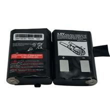 Interphone Battery 3.6V 700mAh For Motorola M53617 / 53617, KEBT-086-A/B/C/D Walkie Talkie Ni-MH battery pack