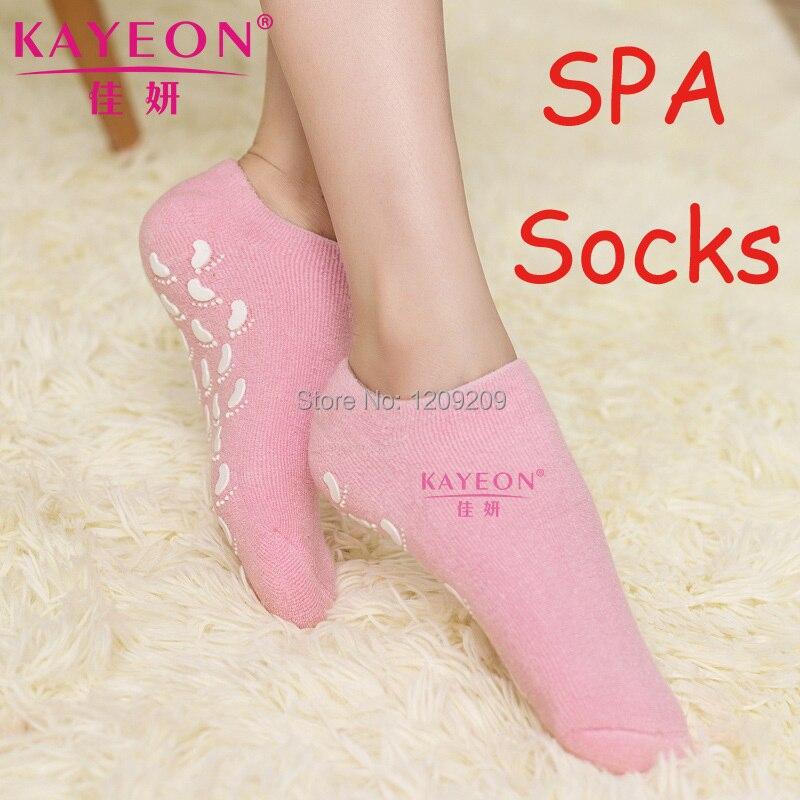 Top Design Feet Care Feet Spa Diy Gels Socks Moisturizing