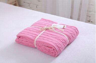 110*180cm  100% cotton  Baby Knitted Blankets  Newborn photography props, photographic background