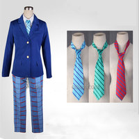 Free Shipping Anime Love Live Male School Uniforms Cosplay Costume Coat Pants Necktie 1 In Stock