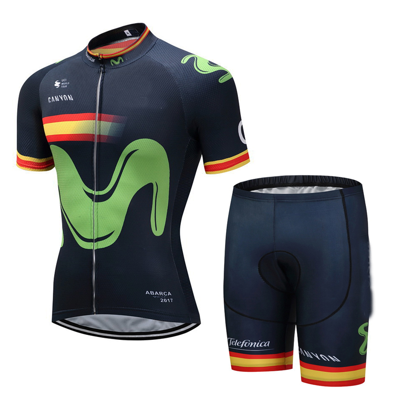 Cycling Clothing Ropa Ciclismo Short sleeve Summer Breathable Men's Cycling jersey Kits Male Breathable Mountain Bike jerseys polyester summer breathable cycling jerseys pro team italia short sleeve bike clothing mtb ropa ciclismo bicycle maillot gel pad