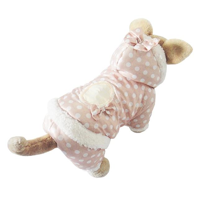 Di alta qualità di temperamento ragazza design pet dogs dogs ricopre i vestiti s